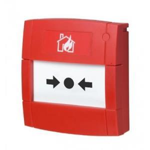 KAC MCP1A-R470SF-01 Handmatig oproeppunt Voor Outdoor - Rood - Plastic, Glas