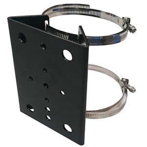 GJD IR LED paalbeugel met 2 x clips