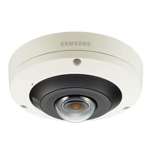 """Hanwha Hemisferische IP camera's 12MP 4000x3000 360°, 180°, Quad view No IR"""