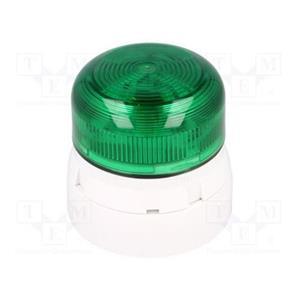 FLITSER Low Profile Flitser Groen