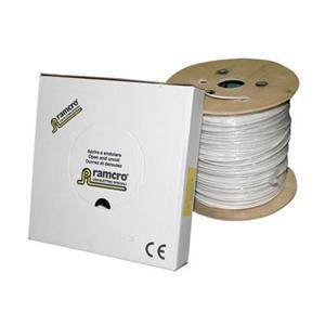 Ramcro soepele kabel afgeschermd 6x0.22+2x0.75