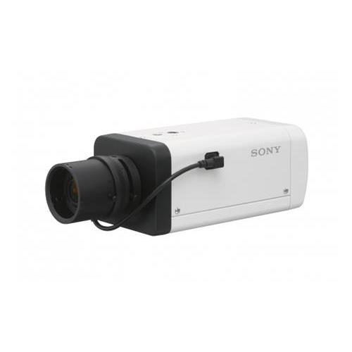 Indoor IP Box camera met varifocale lens