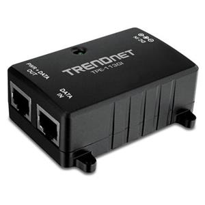 Full Duplex Gigabit snelheden worden ondersteund Gebruik non-PoE-switches voor netwerk-PoE-apparaten op afstanden tot 100 meter (328 voet)