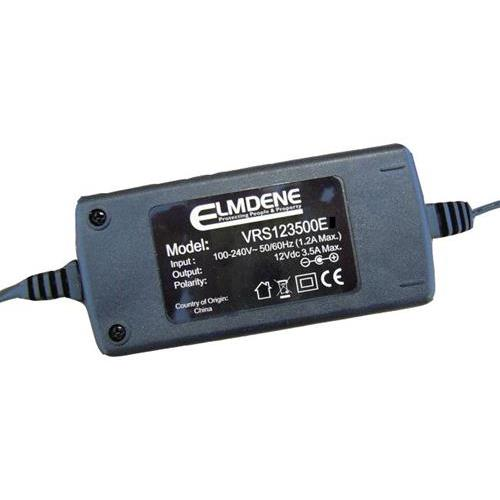 VIDEO VOEDING Netadapter 12Vdc 3.5A