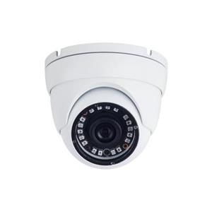 Vaste lens Eyeballcamera 2,8 mm het wit 20 m IR-bereik Ondersteunt OSD, AHD , TVI en CVI Garantie 5 jaar