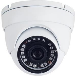 HD 720P Wit, buiten vaste lens Eyeball 12VDC IP66 Uitgangen AHD, TVI, CVI Garantie 3 jaar