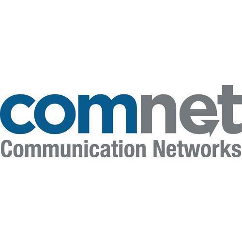 Comnet Industrial Grade CNFE2CL2MC 2 Channel Ethernet UTP of Coax 10 / 100Mbps