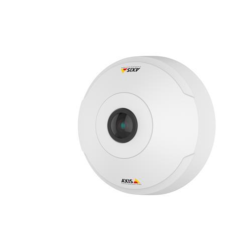 AXIS M3048-P 12 Megapixel Netwerkcamera - Kleur - MPEG-4 AVC, Motion JPEG, H.264 - 2880 x 2880 - 1.65 mm - RGB CMOS - Kabel - HDMI - dome - Bevestiging voor toestelverbindingsdoos, Hangbevestiging, Ingebouwde montage, Paalmontage, Hoekbevestiging, Muurbevestiging, Plafondsteun