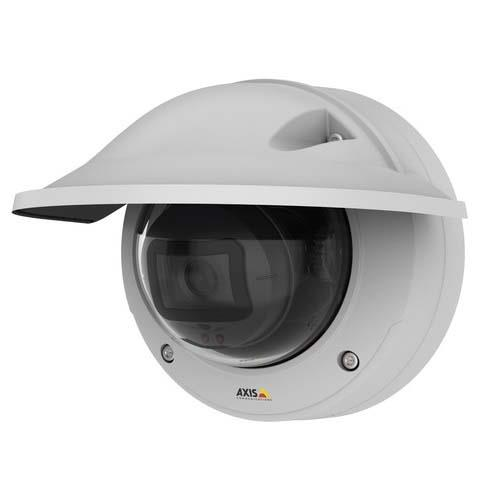AXIS M3205-LVE, Outdoor IP dome, 2MP, IK10