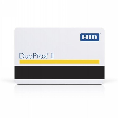 Card Prox Duoprox 11 Wh Mag Stri
