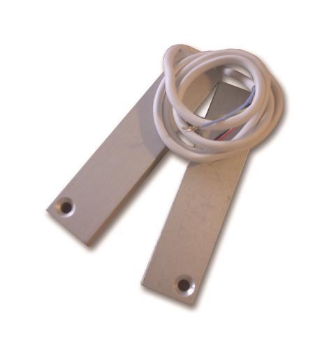 Elmdene Alu opbouw magneetcontact 6HD60 1K/1K