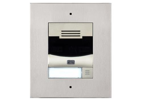 INTERCOM VIDEO IP flush mount