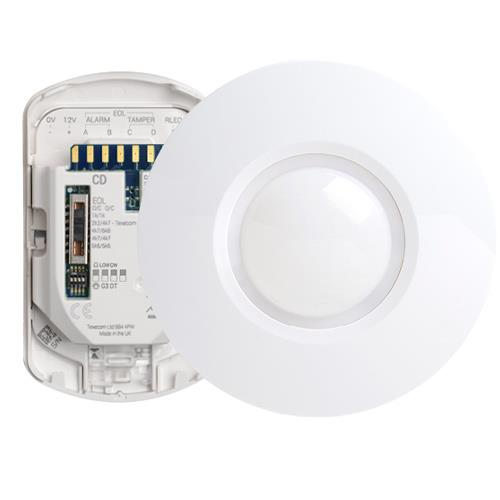 Texecom Capture 360° Plafond Dual Detector (Cd)
