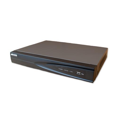 HIKVision NVR76 4K 4kanaals 4poort switch