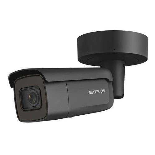 Hikvision EasyIP 3.0 IP Bullet camera Voor buitengebruik Resolutie: 6MP Lens: 2.8-12mm MZF