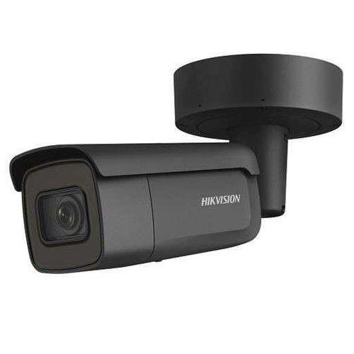 Hikvision EasyIP 3.0 IP Bullet camera Voor buitengebruik en vandaalbestendig Resolutie: 8MP Lens: 2.8-12mm MZF