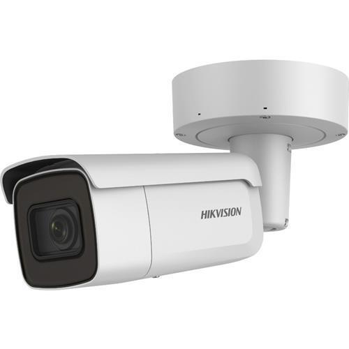 IP Bullet camera, voor buitengebruik, resolutie 8Mp, lens 2.8-12mm MZF, Powered by DarkFighter