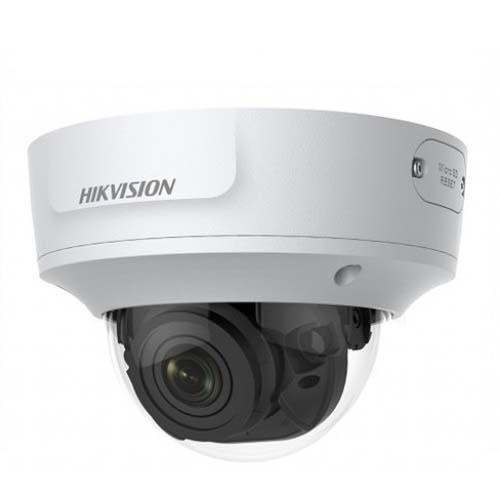 Hikvision IP Dome camera Voor buitengebruik Resolutie: 4MP Lens: 2.8-12mm MZF