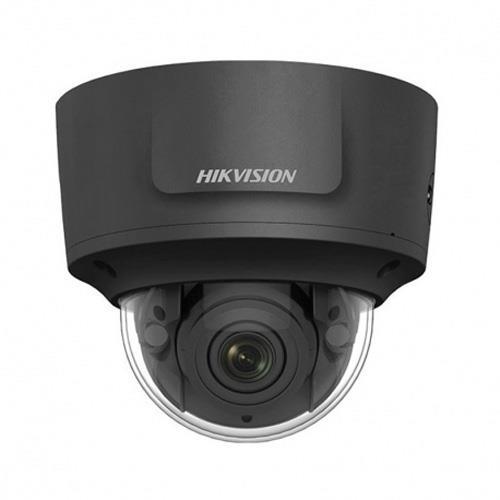Hikvision EasyIP 3.0 IP Dome camera Voor buitengebruik en vandaalbestendig Resolutie: 4MP Lens: 2.8-12mm MZF