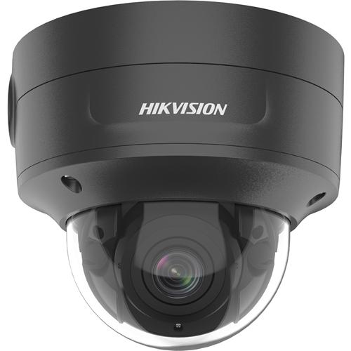 Hikvision EasyIP 4.0 Acusense G2 - IP Dome camera Voor buitengebruik en vandaalbestendig Resolutie: 4MP Lens: 2.8-12mm