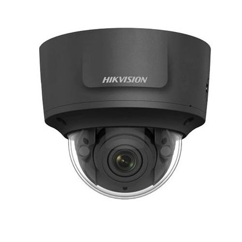 Hikvision Easyip 3.0 IP Dome Camera Voor Buitengebruik En Vandaalbestendig Resolutie: 8mp Lens: 2.8-12mm Mzf