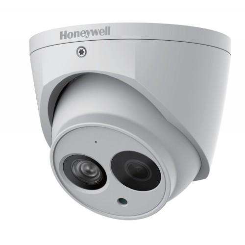 Honeywell IP Dome camera Voor buitengebruik Resolutie: 4MP Lens: 2.7-13.5mm MZF