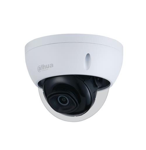 Dahua IP Dome camera Voor buitengebruik en vandaalbestendig Resolutie: 4MP Lens: 2.8mm