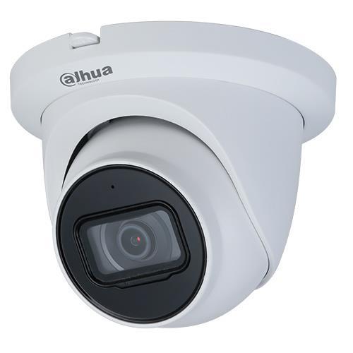 Dahua IP Eyeball/Turret Camera Voor Buitengebruik Resolutie: 4mp Lens: 2.8mm Vaste Lens