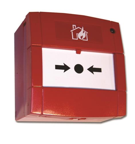 KAC M700KACI-SF Handmatig oproeppunt - Rood
