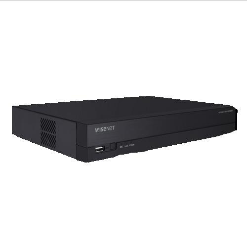 Wisenet Q 8kanaals NVR - Zonder harddisk