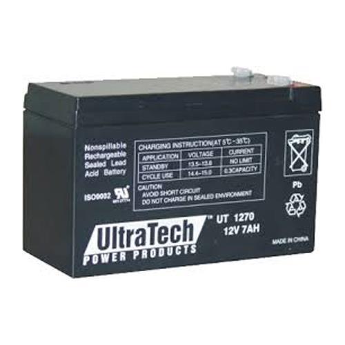 BATTERY SLA 12V, 7.0AH, T1 TERMINAL
