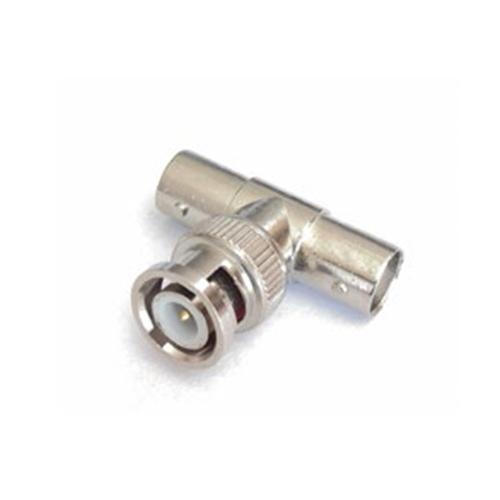 W Box 10 Pack RG59 BNC Male-2Female T Peice connector Garantie: Levenslang
