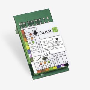 Paxton10 Lezerpoort Converter, plug <(>&<)> play