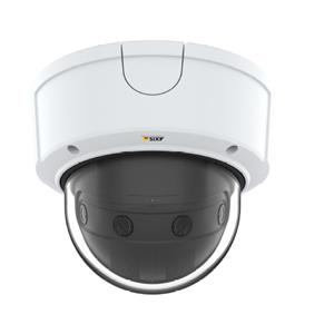 DOME IP EXT H/PHERIC P3807-PVE 180Deg 8M