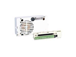 Audio-unit voor paneelmontage