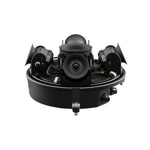 Lightcatcher IP Panoramische camera,Voor Buitengebruik, Resolutie 4x8MP