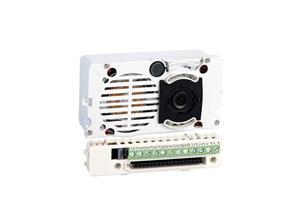Audio/video-unit voor paneelmontage
