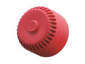 Sirene conv. laag rood