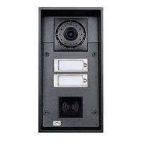 Videofoon IP Force 2 drukknoppen - 10W