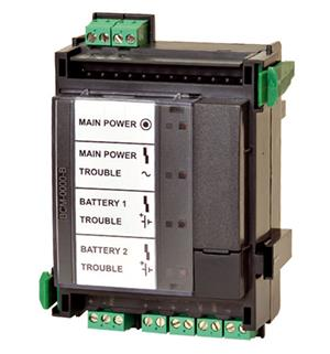 FIRE ACCY EXPANSION MODULE Battery check