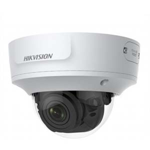 Outdoor IP Dome camera, 4MP, 2.8-12mm, EXIR 50m