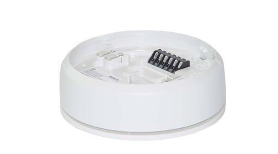 SOUNDER ADDR Base sounder indoor white