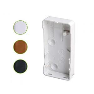 Texecom spacers voor Micro-W zenders (Pack van 20 stuks, Bruin)