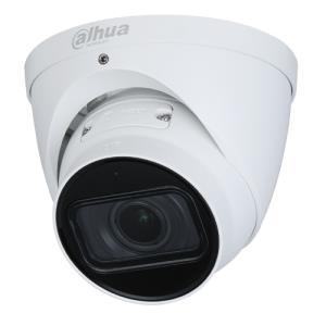 Dahua IP Eyeball/Turret camera Voor buitengebruik Resolutie: 8MP/4K Lens: 2.7-13.5mm MZF