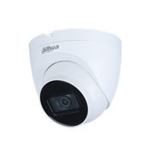 Dahua IP Eyeball/Turret camera Voor buitengebruik Resolutie: 4MP Lens: 2.8mm