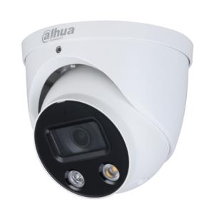 Dahua Wizsense Full-color DH-IPC-HDW3449HP-AS-PV IP Eyeball / Turret camera Resolutie 4MP Lens: 2.8mm