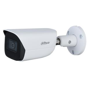 Dahua IP Bullet camera Ai Voor buitengebruik en vandaalbestendig Resolutie: 4MP Lens: 2.8mm