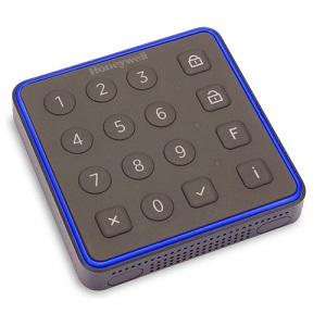 Lezer DESFire EV2 + keypad