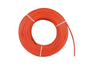 Ramcro brandmeldkabel afgeschermd 2x0.8 200m