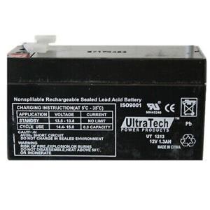Battery Sla 12v 1.3ah T1 Terminal